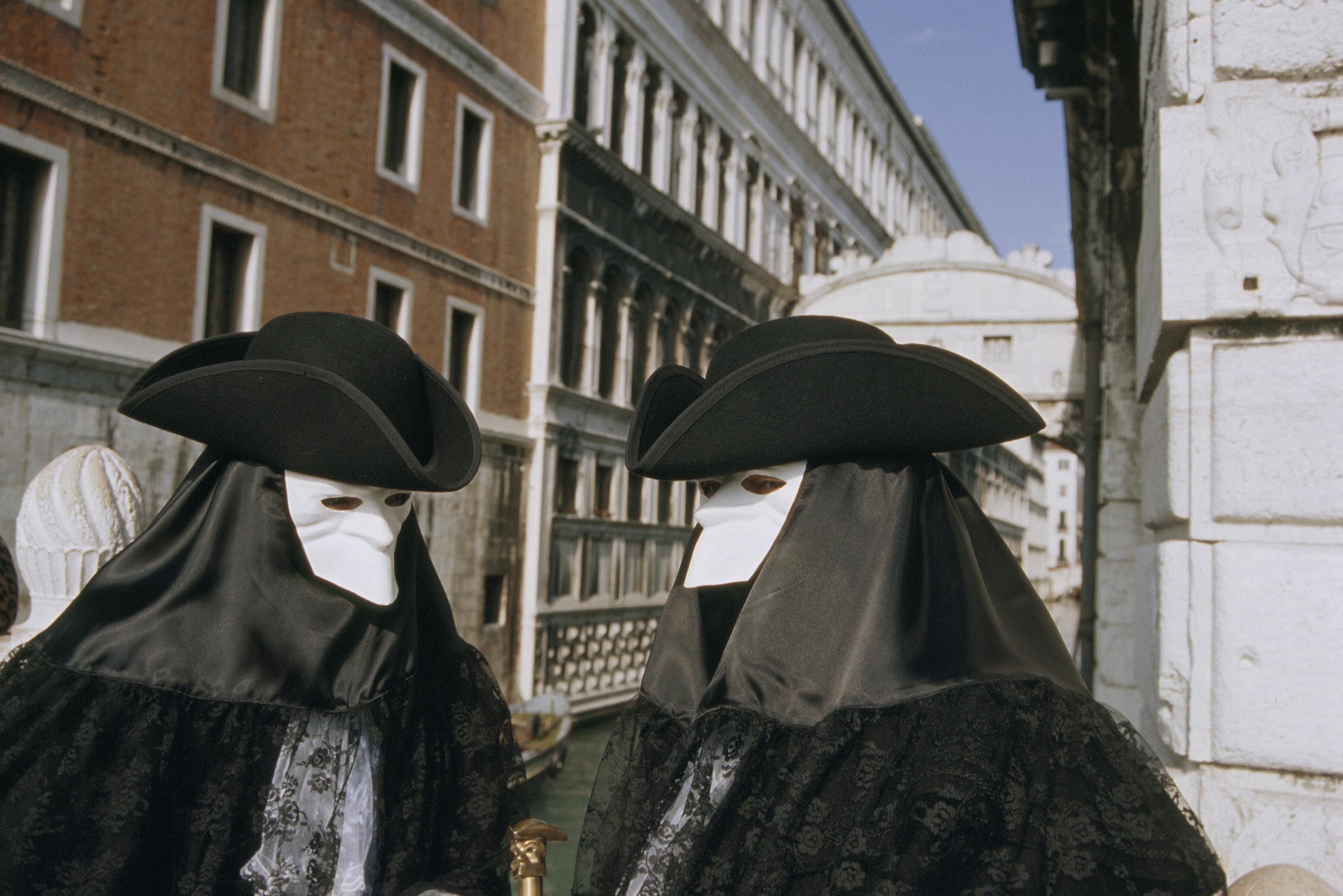 historique du masque
